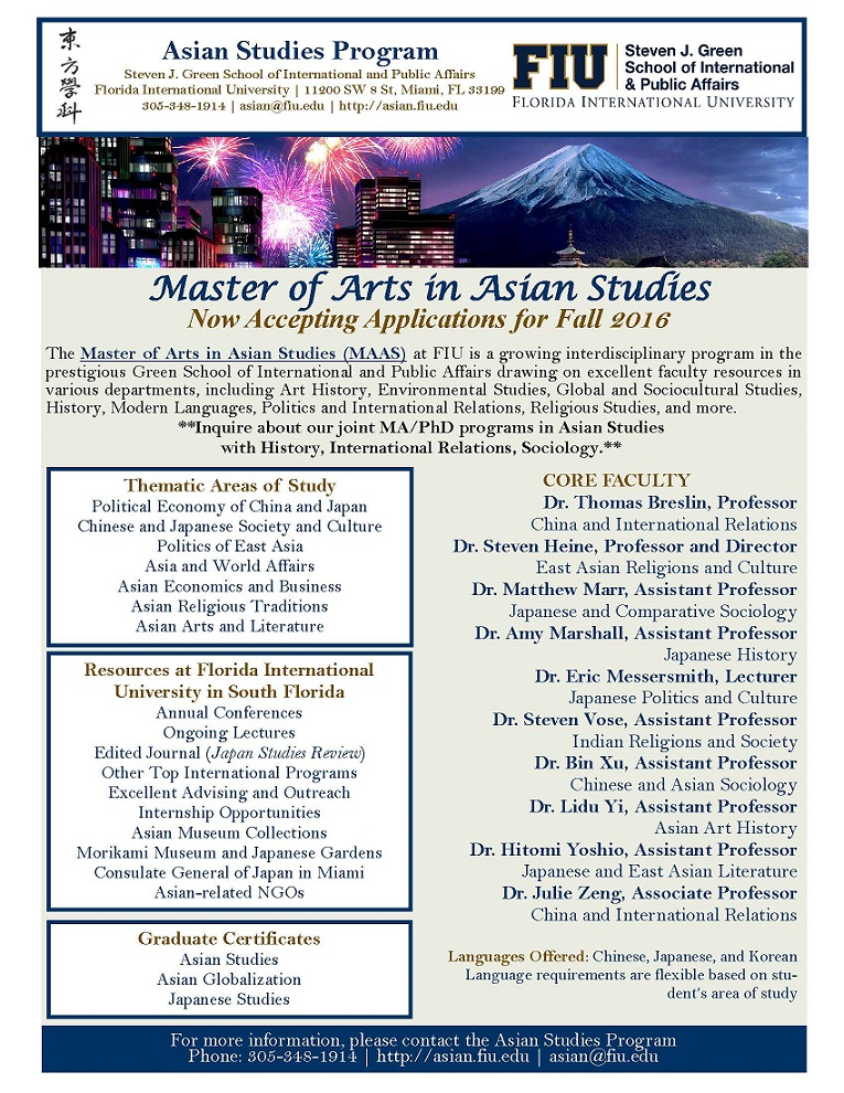 Asian Studies Degree Program Overviews - Study.com