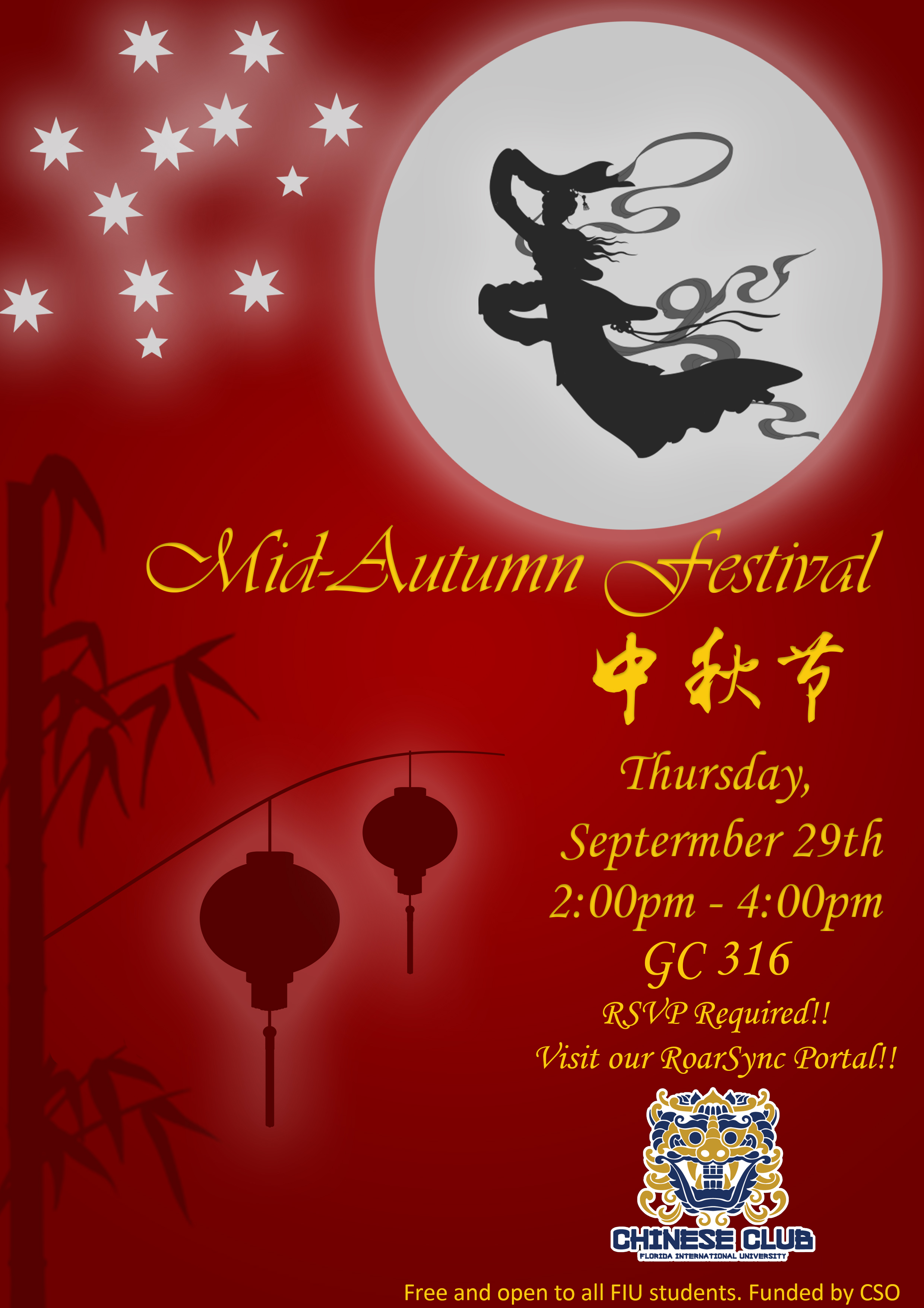 Mid autumn festival hosted by the chinese club asian studies program image kristyandbryce Choice Image